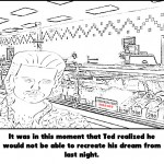 Ted's Life – Meat Dissapointment