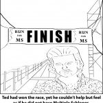 Ted's Life – Run for MS